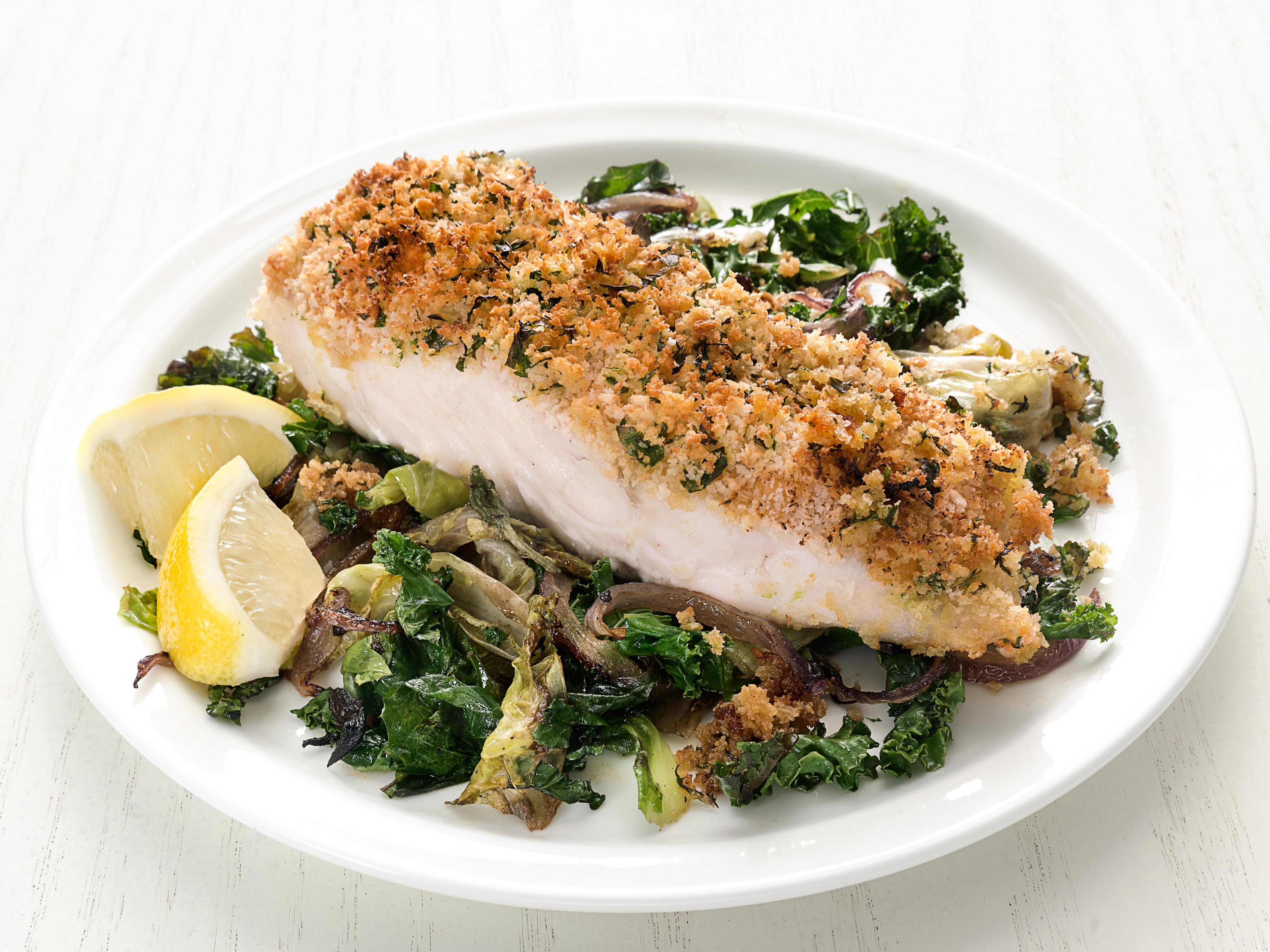 Baked Mediterranean Seafood Recipes
