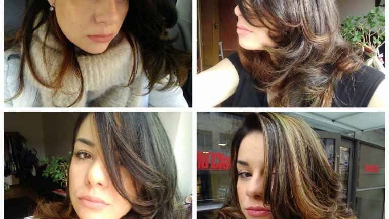 Video Cum Ajungi De La Dark Hair Lablondie Oana Tache