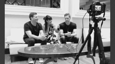 #iVLOG: Interviu Prok & Fitch