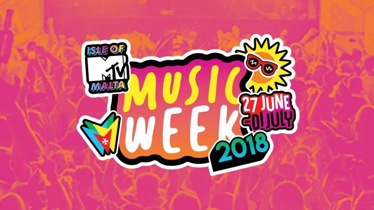 MTV Isle of Malta 2018