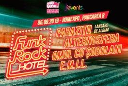 funk rock hotel oana tache