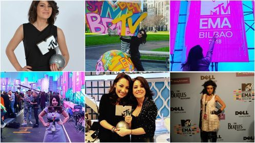 MTV EMA 2020 Oana Tache