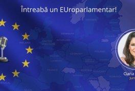 Oana Tache PODCAST Întreabă un EUroparlamentar