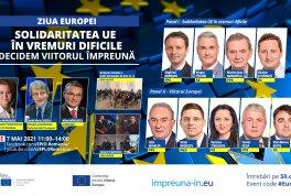 Solidaritatea UE în vremuri dificile. Decidem viitorul împreună